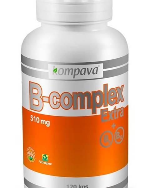 B-complex Extra+B6 B12 -  120 kaps.
