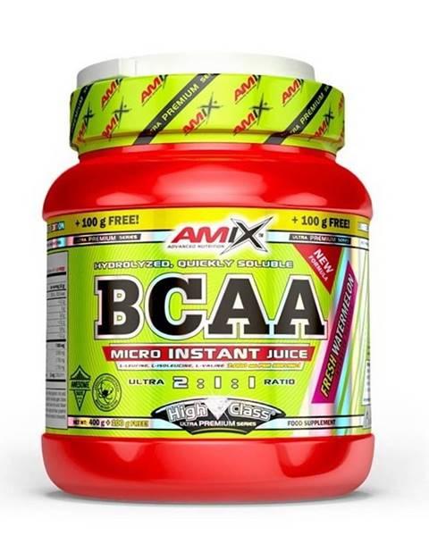 BCAA Micro Instant Juice 2:1:1 -  300 g Black Cherry