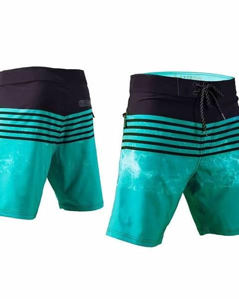 Pánske kraťasy  Wave Farba modro-čierna, Veľkosť XL