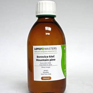 100% EO LOYLY MASTERS Borovice kleč (250ml)