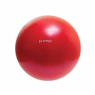 Gymnastický míč  YB01 65 cm, červený