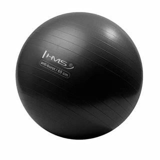 Gymnastický míč  YB02 65 cm černý