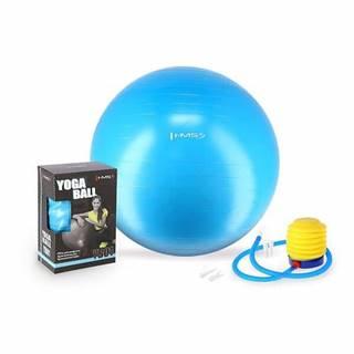 Gymnastický míč  YB01 75 cm, modrý