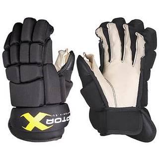 """Hokejové rukavice JR  černá Délka: 12"""""""