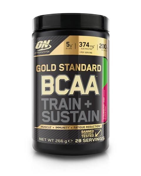Gold Standard BCAA Train Sustain 266 g broskyňa marakuja
