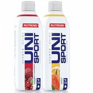 Nutrend Unisport 1000 ml mix bobuľovitého ovocia