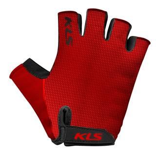 Cyklo rukavice  Factor Red - XXL