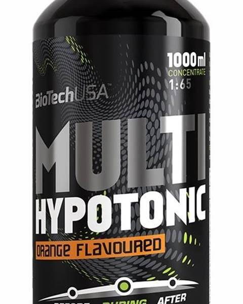 Multi Hypotonic 1:65 -  1000 ml. Ananás