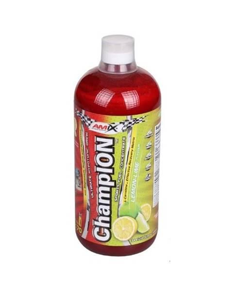 AMIX ChampION Sport Fuel Concentrate 1000 ml zelené jablko