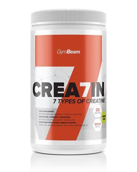 GymBeam Kreatín Crea7in 300 g citrón limetka