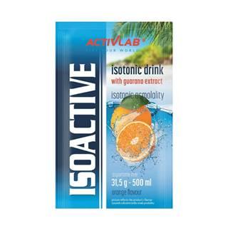ACTIVLAB Iso Active 20 x 31,5 g grapefruit