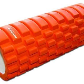 Masážní válec Foam Roller TUNTURI 33 cm / 13 cm oranžový