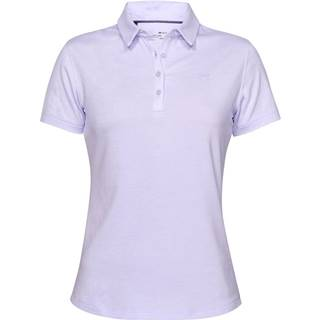 Dámske tričko s golierikom  Zinger Short Sleeve Polo Salt Purple - M