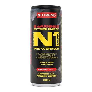 N1 Pre-Workout Drink -  330 ml. Energy