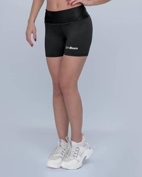 Dámske fitness šortky Fly-By black  S