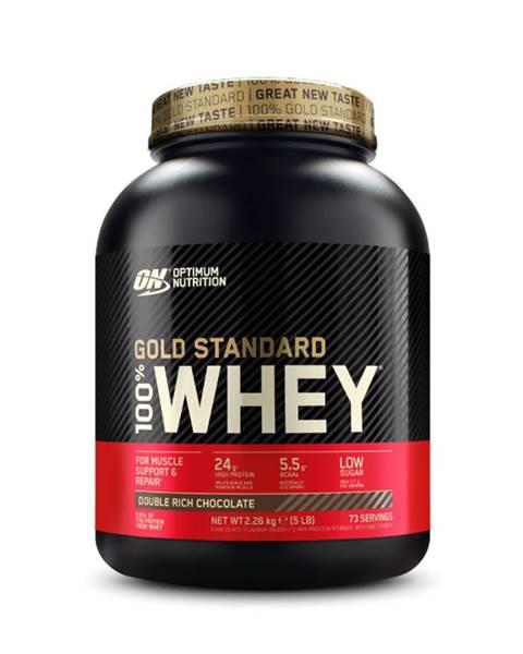100 Whey Gold Standard 2270 g karamelový fondán