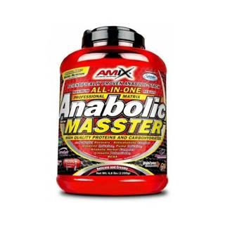 AMIX Anabolic Masster 2200 g jahoda