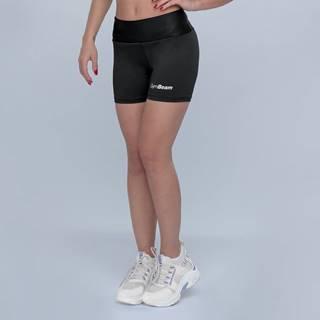 Dámske fitness šortky Fly-By black  M