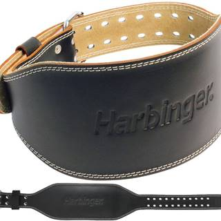 Fitness opasok Padded Leather Black  L