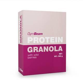 Proteínová granola s lesným ovocím 300 g
