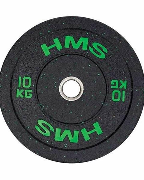 Olympijský bumper kotouč HMS HTBR 10 kg