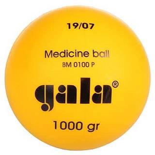 BM P plastový medicinální míč 600 g Hmotnost: 0,6 kg