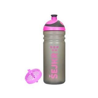Šejkr zdravá láhev 700 ml růžová