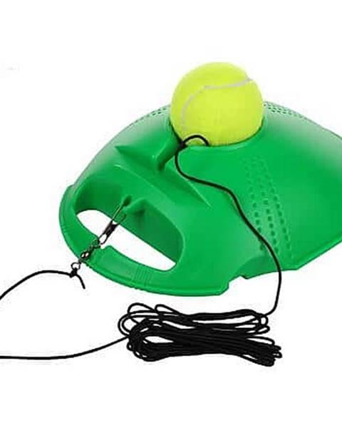 Tennis Coach tenisový trenažér zelená