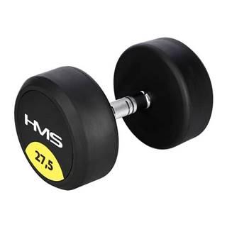 Pogumovaná jednoruční činka  HG Pro 27,5 kg