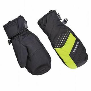 Lyžařské rukavice  Mitten Junior - 5