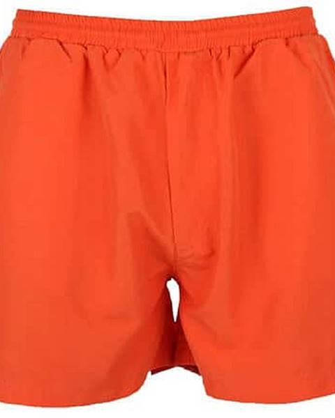 SH-5 pánské šortky oranžová Velikost oblečení: M