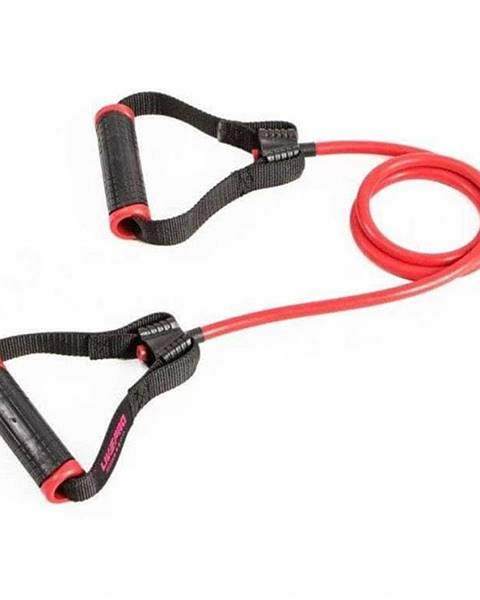 Odporová posilovací guma/expander  LP8405 - Červená