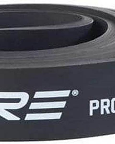Posilovací guma odporová P2I 101x2.8x0.45 cm - Černá