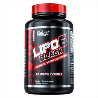 Lipo 6 Black 120 kaps -