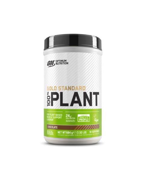Optimum Nutrition Proteín Gold Standard 100% Plant 680 g čokoláda