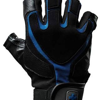 Fitness rukavice Training Grip black  M