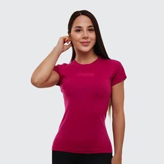 Dámske tričko FIT Burgundy  XXL