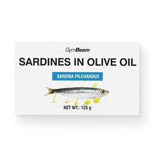 Sardinky v olivovom oleji 125 g