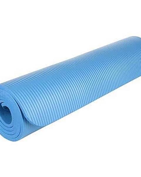 NBR Comfort 0.8 karimatka na cvičení, bez otvorů modrá