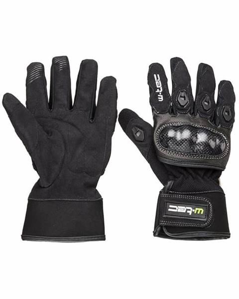 Moto rukavice W-TEC Beestle NF-4138 Farba čierna, Veľkosť XL