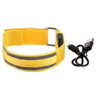 Lumino Extra označovací páska žlutá