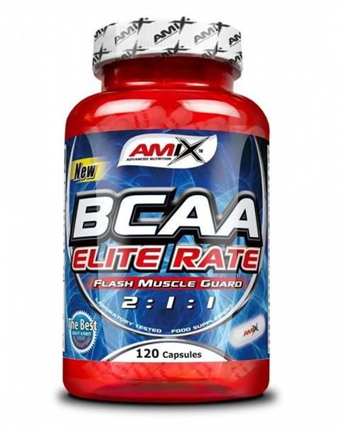 BCAA Elite Rate 2:1:1 -  120 kaps.