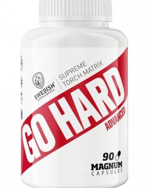 Go Hard -  90 kaps.