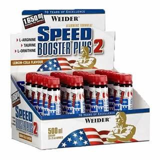 Speed Booster Plus 2 -   1 monodóza á 25 ml. Lemon-Cola