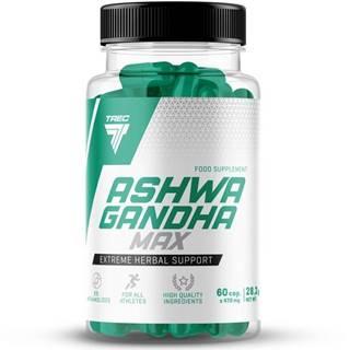 Ashwagandha MAX -  60 kaps.