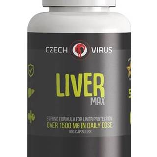 Liver Max -  100 kaps.