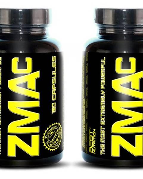 1+1 Zadarmo: ZMAc od Best Nutrition 120 kaps. + 120 kaps.
