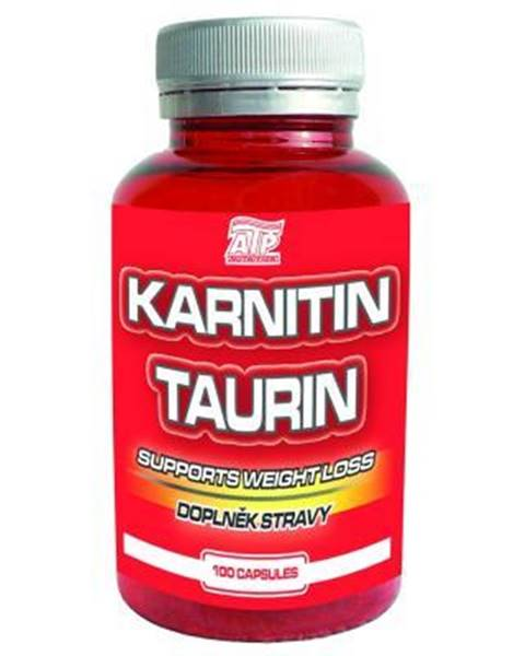 ATP Nutrition KARNITIN TAURIN 100 tabliet