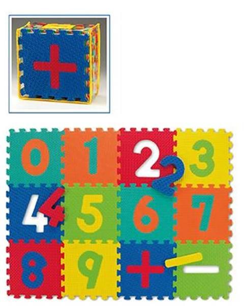 Detská puzzle podložka na hranie 12ks
