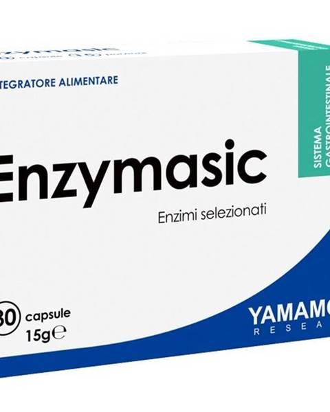 Enzymasic (3 typy tráviacich enzýmov) - Yamamoto 30 kaps.